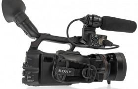 XDCAM/EX/HD Sony