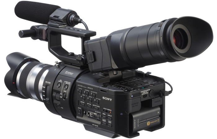 NEX-FS700EK II