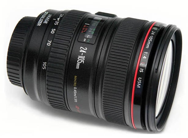 EF 24-105MM F 4L IS USM CANON ALQUILER