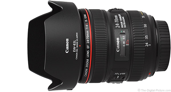 EF 24-70MM 4.0L IS USM CANON