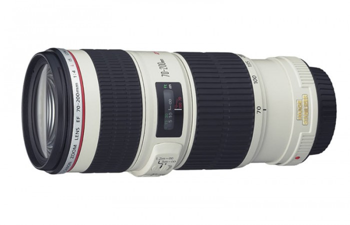 EF 70-200MM 4L IS USM CANON