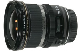 EF-S 10-22MM 3.5-4.5 USM CANON