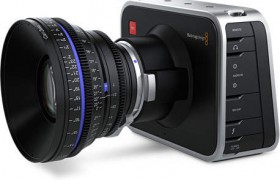 BLACKMAGIC CINEMA CAMERA EF BLACKMAGIC DESIGN