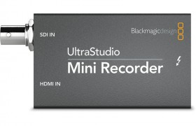 ULTRASTUDIO MINI RECORDER BLACKMAGIC DESIGN