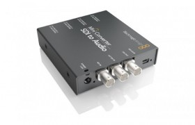 MINI CONVERTER SDI A AUDIO 4K BLACKMAGIC DESIGN