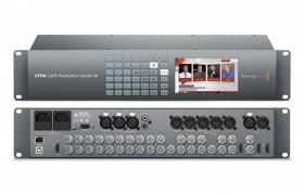 ATEM 2 M/E PRODUCTION STUDIO 4K BLACKMAGIC DESIGN