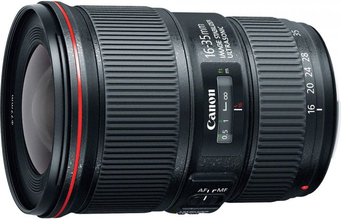 EF 16-35 F/4L IS USM CANON