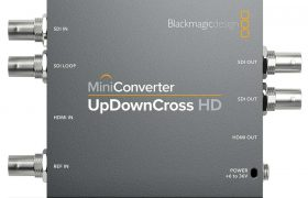 MINI CONVERTER UPDOWNCROSS HD BLACKMAGIC DESIGN