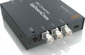 MINI CONVERTER UPDOWNCROSS BLACKMAGIC DESIGN