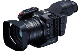 XC10 + CFAST 128 GB + LECTOR CFAST CANON