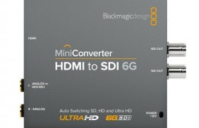MINI CONVERTER HDMI A SDI 6G BLACKMAGIC DESIGN