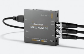 MINI CONVERTER SDI A HDMI 6G BLACKMAGIC DESIGN