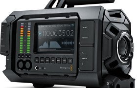 BLACKMAGIC URSA 4.6K EF BLACKMAGIC DESIGN