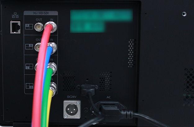 DP-V2410 CONEXIONES