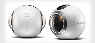 YA DISPONIBLE LA ALTERNATIVA DE CÁMARA 360º DE SAMSUNG
