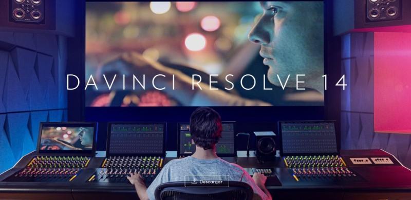 DAVINCI RESOLVE 14
