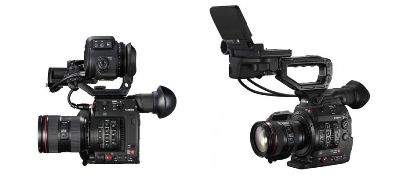 C200 VS C300 MARK II 4