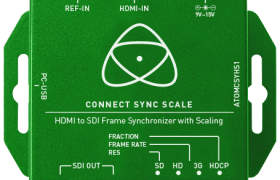 CONNECT SYNC SCALE HDMI A SDI ATOMOS