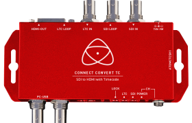 CONNECT CONVERT TC SDI A HDMI ATOMOS