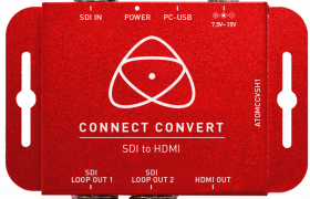 CONNECT CONVERT SDI A HDMI ATOMOS