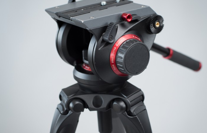 509HD, 545 MANFROTTO ALQUILER