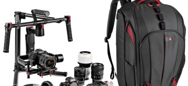 NUEVAS MOCHILAS PRO LIGHT CINEMATIC MANFROTTO PARA CÁMARAS DE VÍDEO