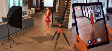 """PHOTO STUDIO"" ES UNA APP QUE PERMITE INCLUIR MODELOS VIRTUALES EN UN ESCENARIO REAL"