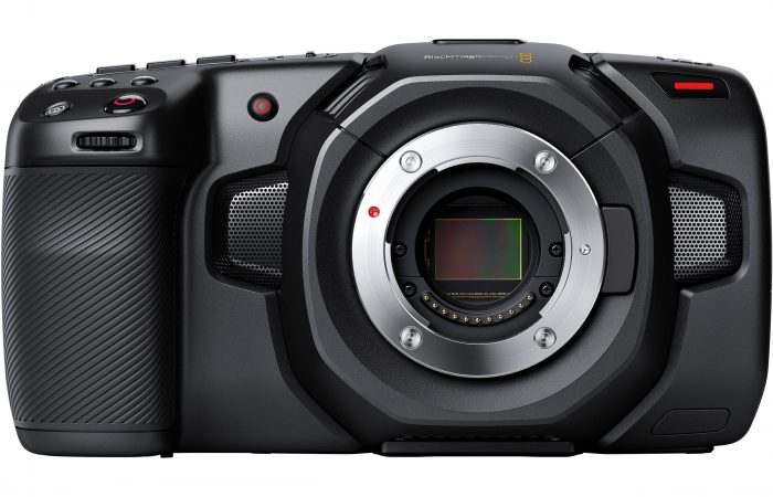 BLACKMAGIC POCKET CINEMA CAMERA 4K BLACKMAGIC DESIGN