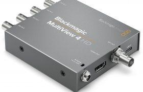 BLACKMAGIC MULTVIEW 4 HD BLACKMAGIC DESIGN