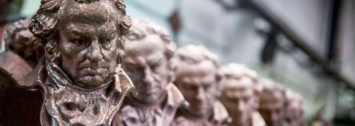 Cámaras y Lentes en Nominadas a Premios Goya 2021