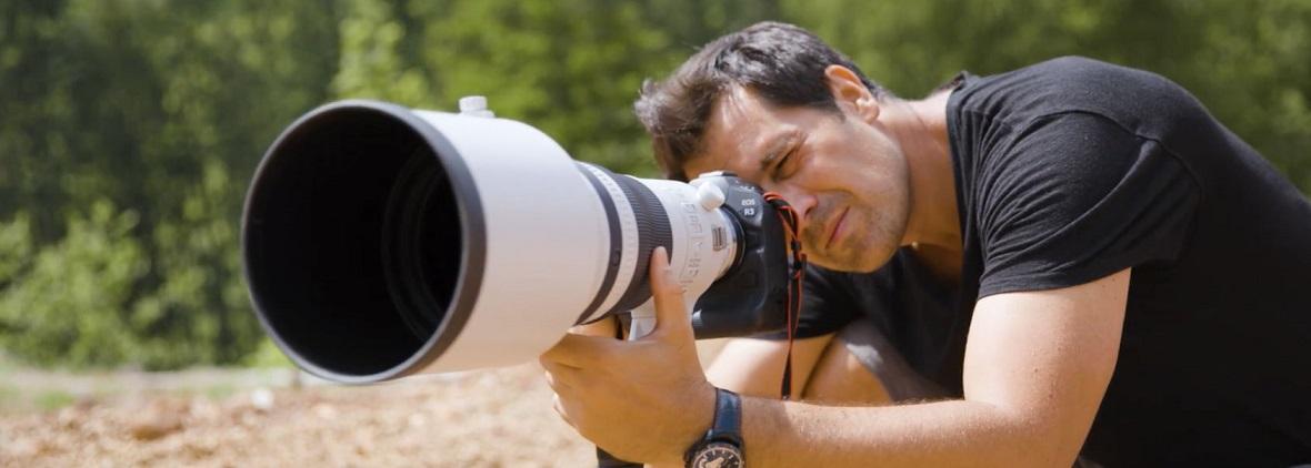 Nueva EOS R3 Canon