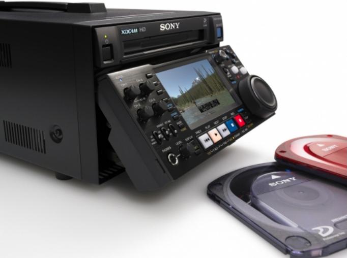 PDW-HD1200 de Sony