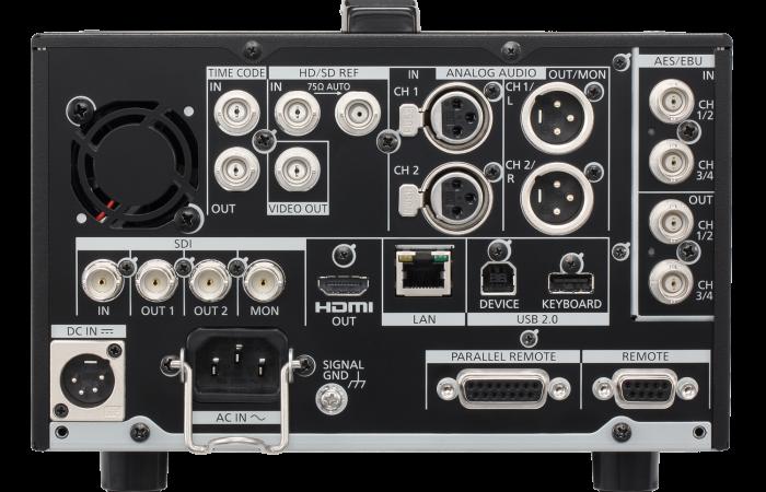 AJ-PD500 II