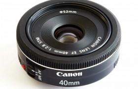 EF 40MM 2.8 STM CANON