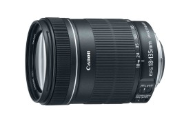 EF-S 18-135MM F/3.5-5.6 IS CANON
