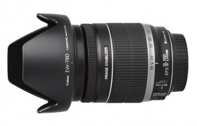 EF-S 18-200MM F/3.5-5.6 IS CANON