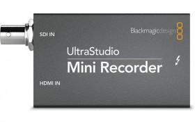 ULTRASTUDIO RECORDER BLACKMAGIC DESIGN
