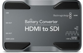 BATTERY CONVERTER HDMI A SDI BLACKMAGIC DESIGN
