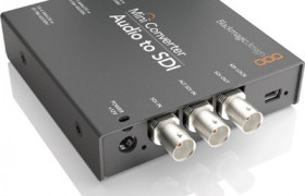 MINI CONVERTER AUDIO A SDI 4K BLACKMAGIC DESIGN