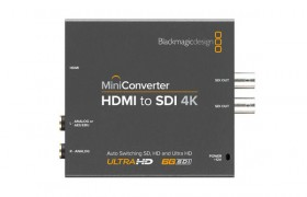 MINI CONVERTER HDMI A SDI 4K BLACKMAGIC DESIGN