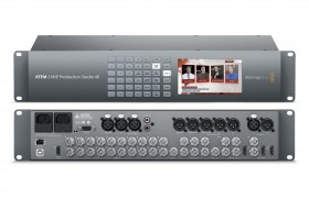 ATEM 2 M/E PRODUCTION STUDIO 4K BLACKMAGIC DESIGN