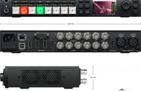 ATEM TELEVISION STUDIO HD BLACKMAGIC DESIGN