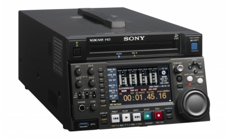 PDW-HD1550 Sony