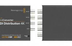 MINI CONVERTER SDI DISTRIBUTION 4K BLACKMAGIC DESIGN