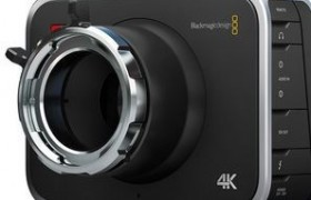 BLACKMAGIC PRODUCTION CAMERA 4K PL BLACKMAGIC DESIGN