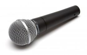 Micrófonos cable