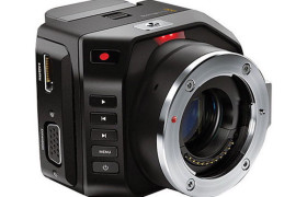 BLACKMAGIC MICRO CINEMA CAMERA BLACKMAGIC DESIGN