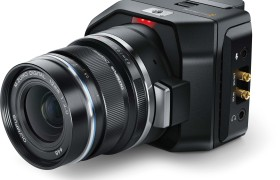 BLACKMAGIC MICRO STUDIO CAMERA 4K BLACKMAGIC DESIGN