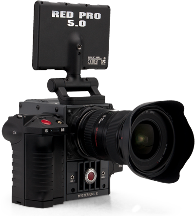 RED SCARLET EF