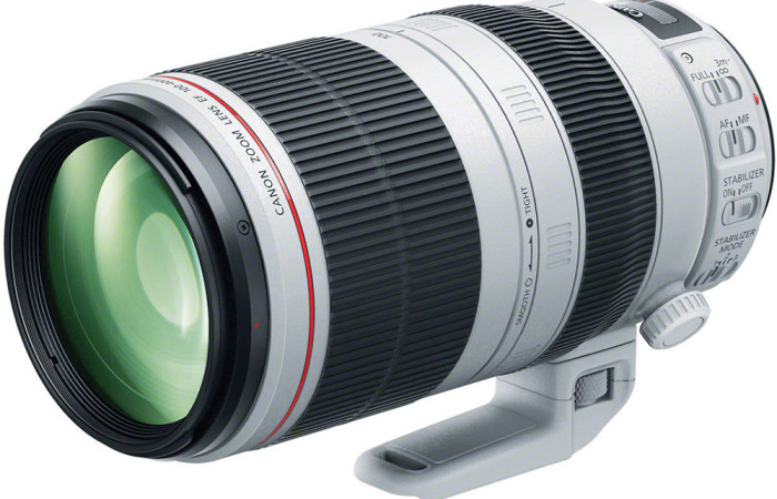 EF 100-400MM F/4.5-5.6L IS II USM CANON ALQUILER